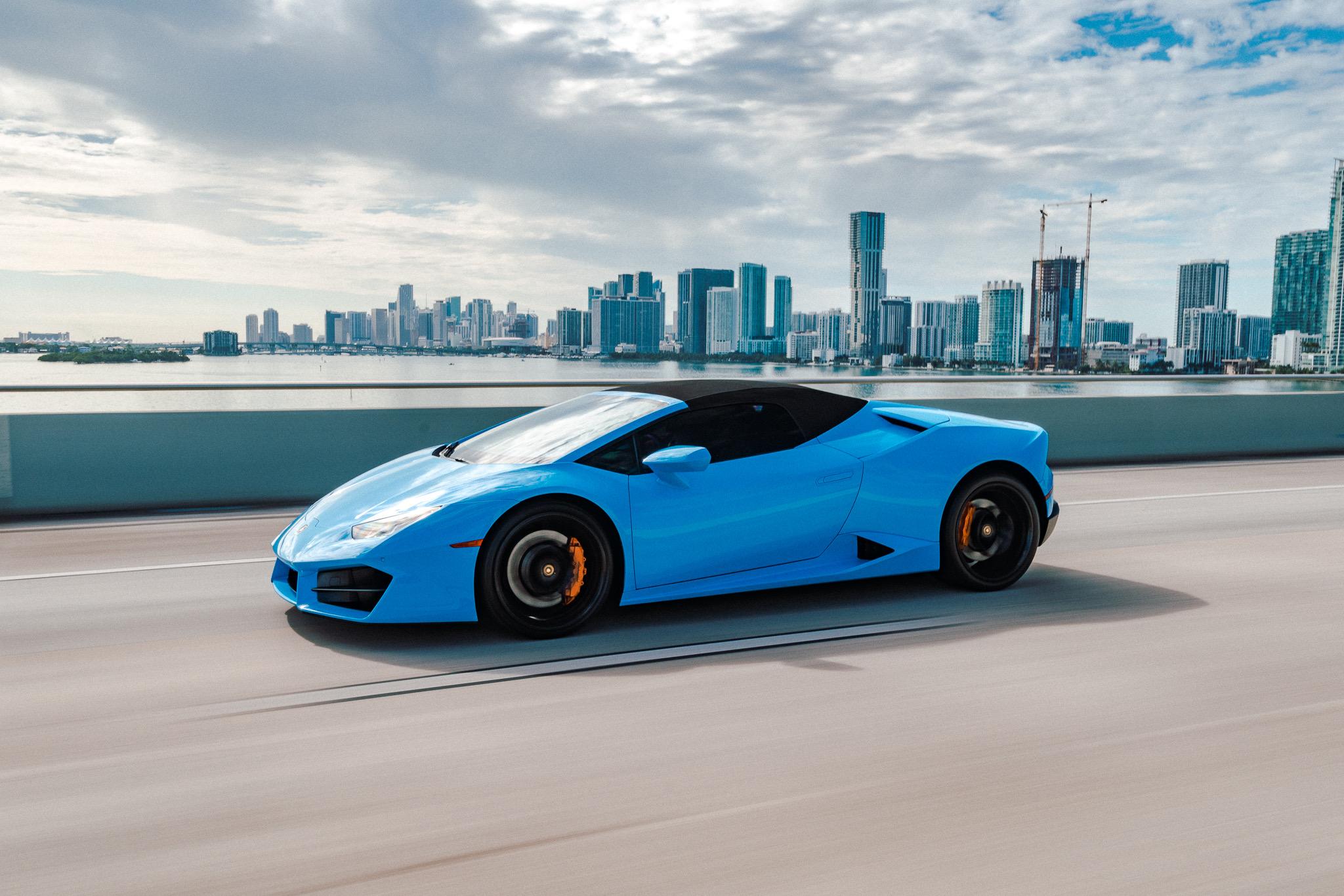 Ecstasy Exotics #1 Rated Miami Rentals